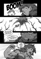 Forbidden Frontiers 80 Firecracker Time! by Pokkuti
