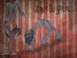 :AT: Cirque Du Soleil by wightravenexperiment