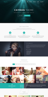 Cayman - HTML Bootstrap Template by wowthemesnet