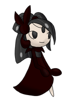 Dark Meloetta by why-so-cirrus