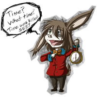 What Time by Venomouswolf