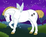 Snowflake - MLP:FiM by Shara-Moonglow