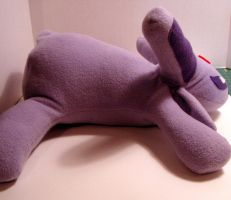 Espeon side view by livetoletlive