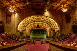 Florida Theatre by RoyalImageryJax