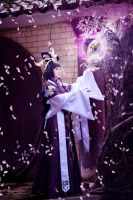 [Cosplay] Tomoyo Hime: Feather of light ~ by ChenJinZhou