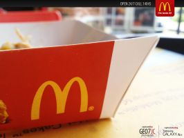 McDonalds Indonesia by theXIVdesigns