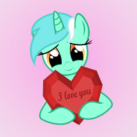 Lyra loves you by GAlekz