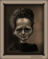 Marie Curie by RyanNore