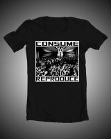 Consume/Reproduce by kidswithscissors