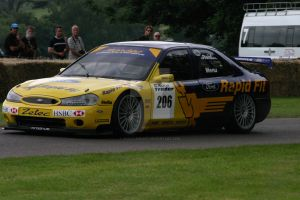 Goodwood 2008 - Ford Mondeo 00 by Kringlebeast
