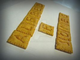 Cheez-Its by Akatears