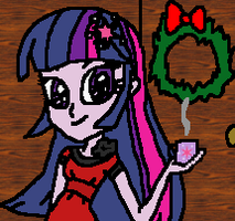 :Christmas Request: Having Tea by FlyingPrincess