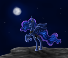 Moonlight by Aschenstern