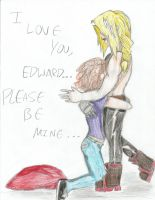 I Love You, Edward... Please Be Mine... by LoveKittenRawr