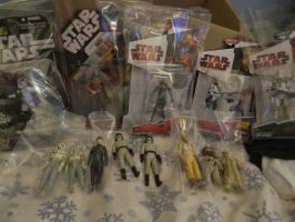 Star Wars Pick Ups by Champineography