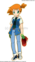 Misty Dress Up: Ash 01 by Kamiflor