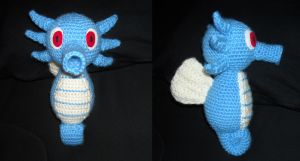 Horsea by MiaHandcrafter