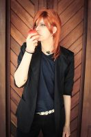 Let me kiss you by niikura-sama
