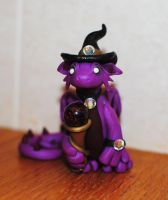 Witch Dragon by xColere
