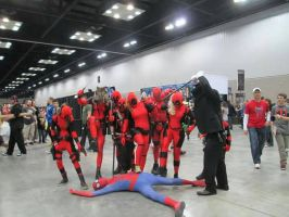 the deadpools gang got me by spidey38
