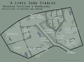 A Lyres Song Stables by Hymnsie