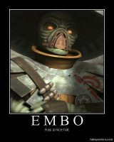 Star Wars The Clone Wars Embo by Onikage108