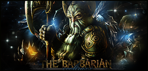 Barbarian by cooltraxx