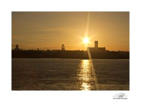 Liverpool Sunrise 2 by Paul-Madden