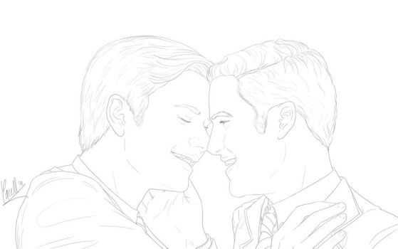 Glee: Klaine - Breathe by cacell