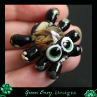 Frit Critter 7 Spidey by green-envy-designs