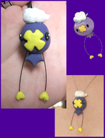 Drifloon Necklace by HollieBollie