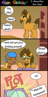 Butt In a Box by Jovey4