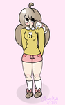 Bee And Puppycat by theawesomeKITTY