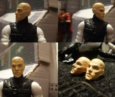 white lab coat rex head comparisson by lovefistfury