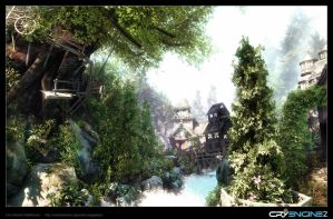 Crysis - Game Environment - 02 by MadMaximus83