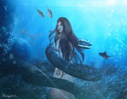 Daughter Of The Snake by Fantasy214