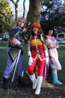 The Slayers! by nyunyucosplay