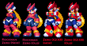Zero (New and Old) by ShatteredDreamsFinal