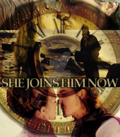 She Joins Him Now - Story Cover. by TheChimeraDoll