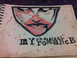 My Chemical Romance by AnAwfulLotOfRunning