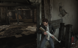 Max Payne 3 - Cover by MS-Make