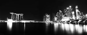 Singapore BlackWhite by dare-to-soar