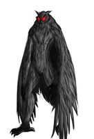 Myths and Monsters - Owlman by DeviantK14