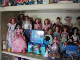 Disneyand Animated dolls pic1 by JCproductions