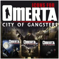 Omerta: City of Gangsters Icons by Kalca