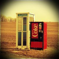 How about a coke and a phone call? by ahley