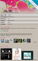 CSS journal by inXiLe