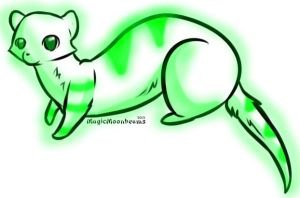 Ferret Adopt: CLOSED by Inner-Realm-Adopts
