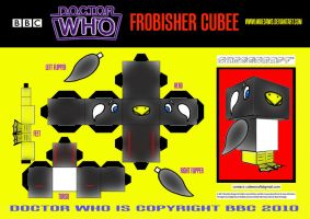 Doctor Who - Frobisher Cubee by mikedaws
