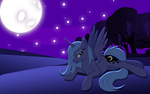 The Night Looks Tempting by Fragnostic